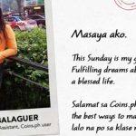 20160414 Community Spotlight OFW Jayna Balaguer