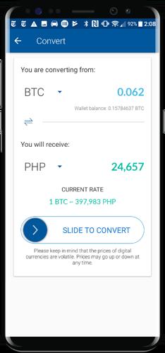 Bitcoin vs į