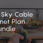 best sky cable internet plan